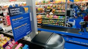 Walmart cash image
