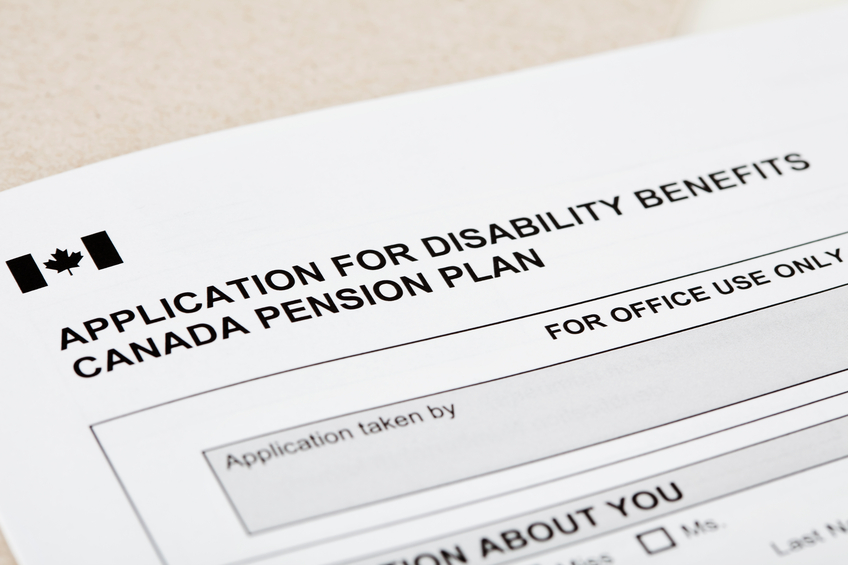 CPP and Long Term Disability Benefits: Toronto Disability