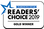 Monkhouse Law Toronto Star Gold Award Best Law Firm
