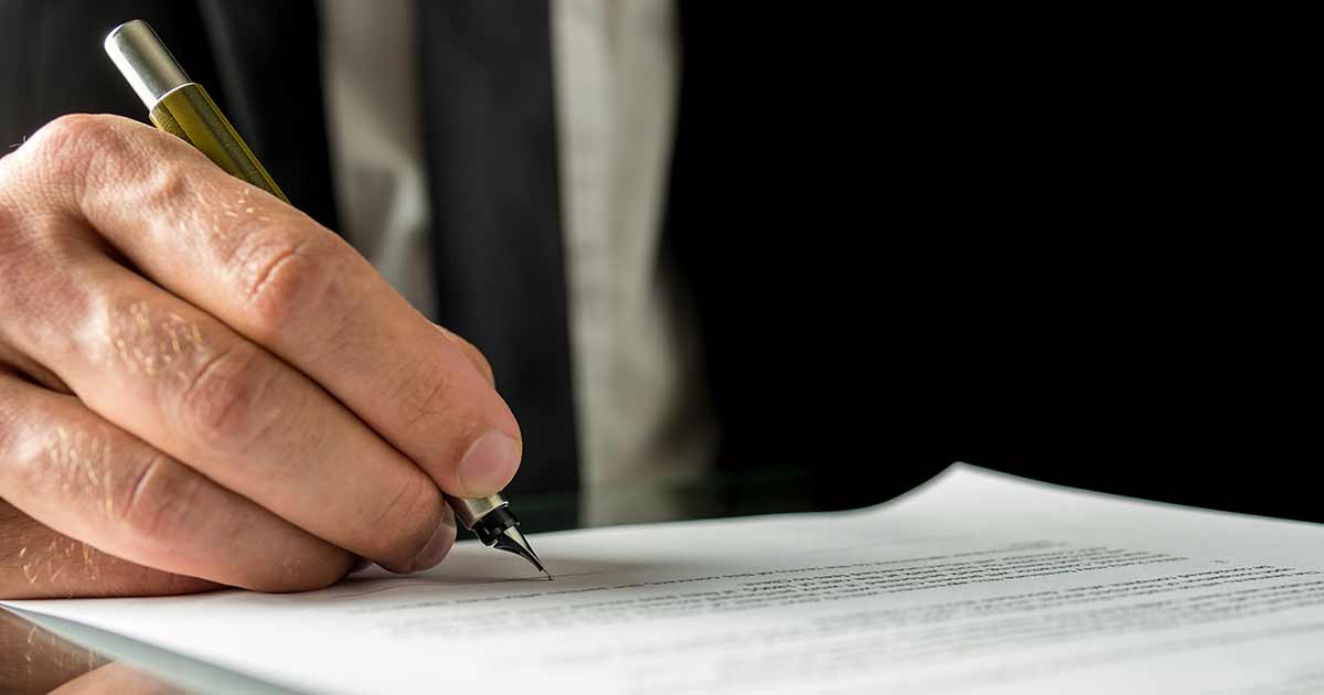 employment contracts for executives